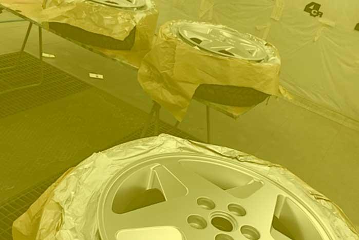 trabajos servicios de restauracion de coches autos llantas en valencia · ARG Restauracion y