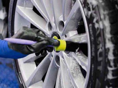 Restauración reparacion Llantas aluminio, magnesio, aleación, aleación de acero de coche en Valencia · ARG Restauracion