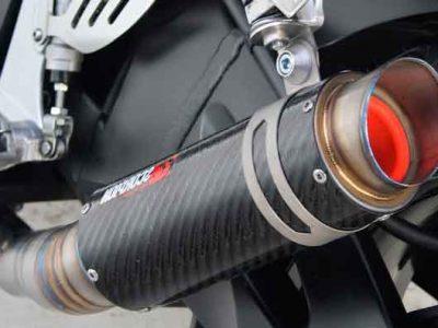 Restauración Reparacion Tubos de Escape de moto clasica antigua de epoca en Valencia · ARG Restauracion