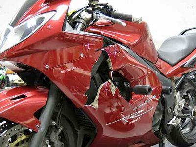 Restauración Reparacion Carenados de moto clasica antigua de epoca en Valencia · ARG Restauracion
